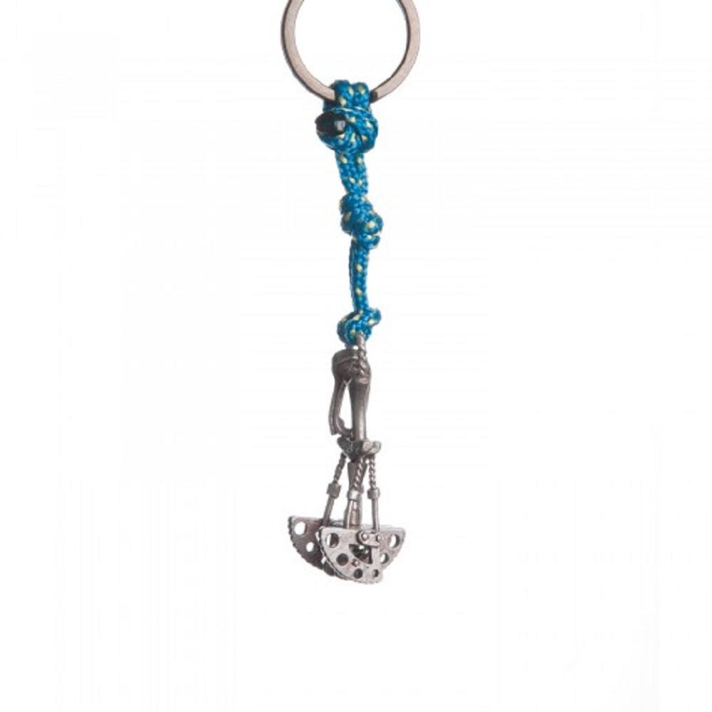 SAC Friend #43 青銅鑰匙圈掛飾 岩楔