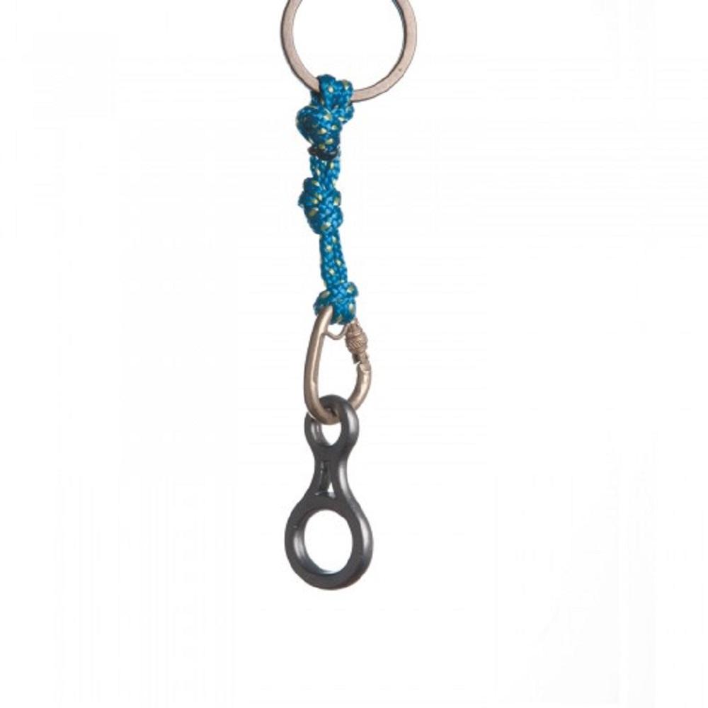 SAC Carabiner & Figure Of Eight #38 青銅鑰匙圈掛飾 鉤環+八字環