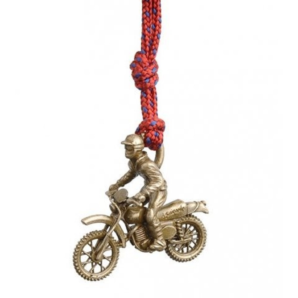 SAC|#251 青銅鑰匙圈掛飾 越野機車