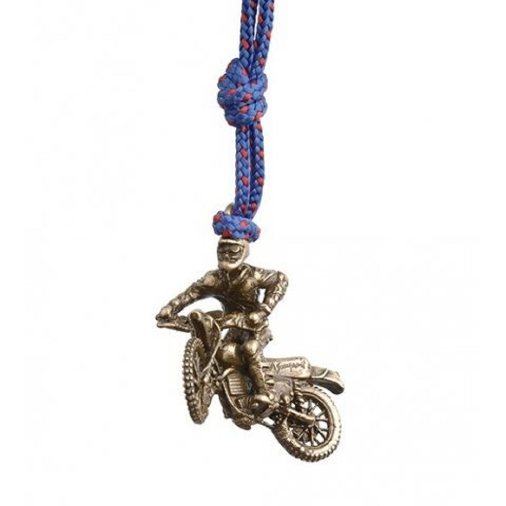 SAC|#250 青銅鑰匙圈掛飾 越野機車