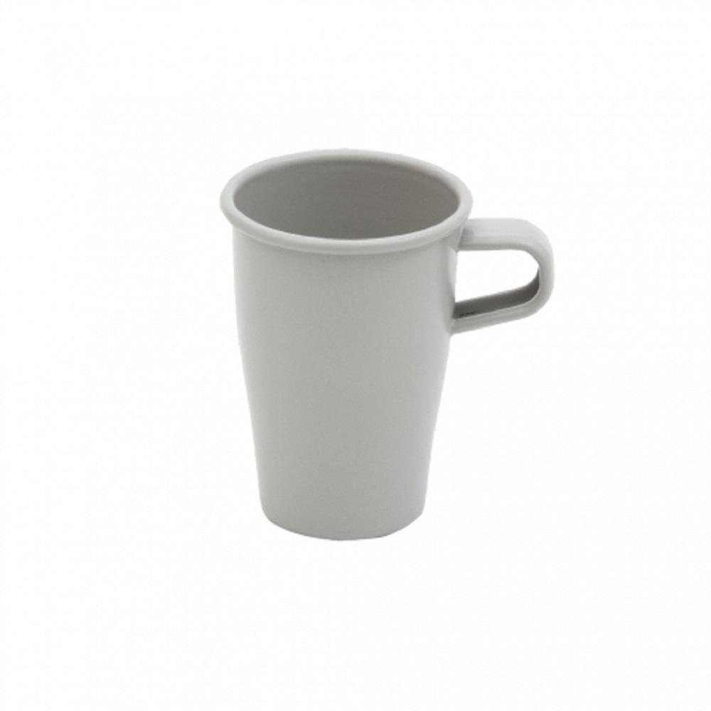Platchamp|日本製琺瑯杯 淺灰