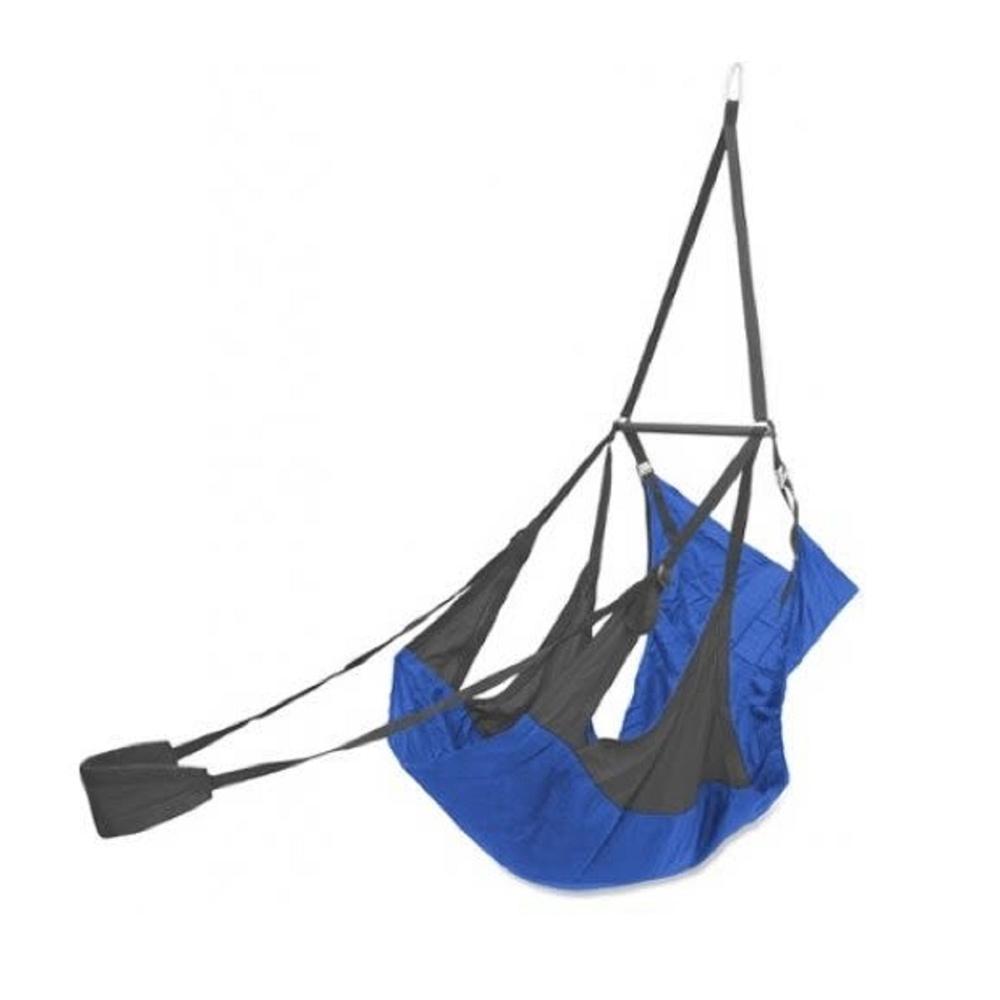 ENO|Air Pod Hanging Chair 輕量懶人躺椅 (碳灰/皇家藍)