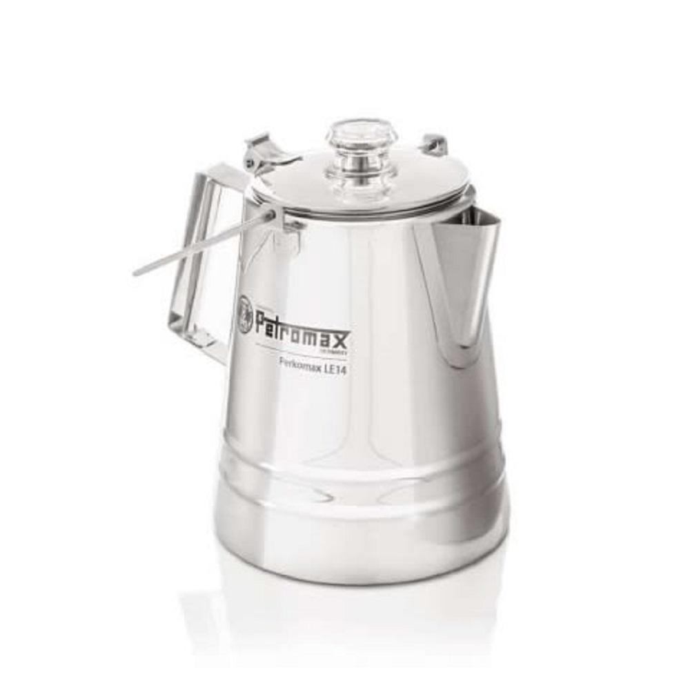 Petromax Percolator LE14 不鏽鋼咖啡壺 2.1L