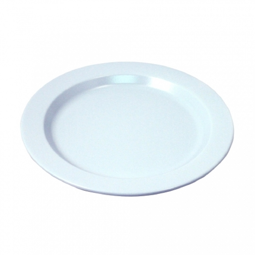 Platchamp|日本製琺瑯餐盤 30cm 水藍