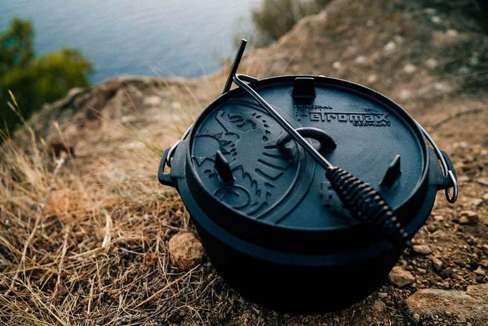 Petromax|Dutch Oven Lid Lifter 荷蘭鍋起鍋鉤 / 鍋把