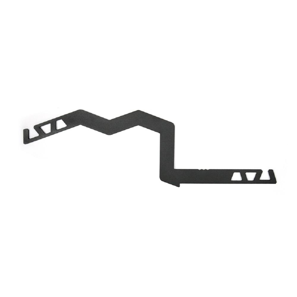 TiiTENT|燈柱延伸鐵件 大曲