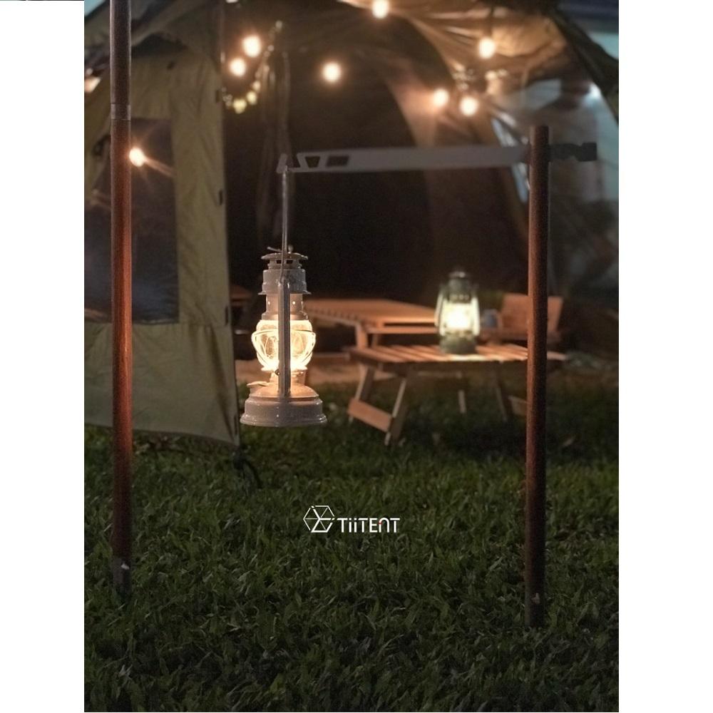 TiiTENT|實木燈柱 210cm