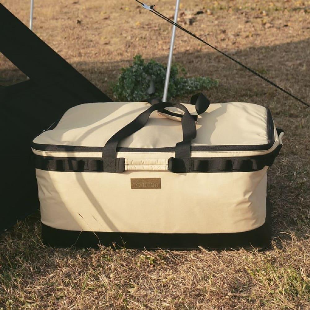 TiiTENT|裝備袋(卡其)