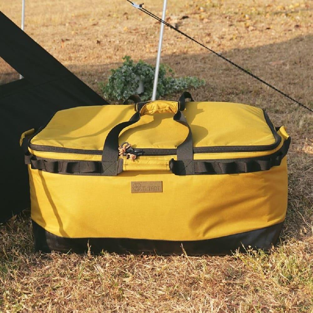 TiiTENT|裝備袋(茉黃)