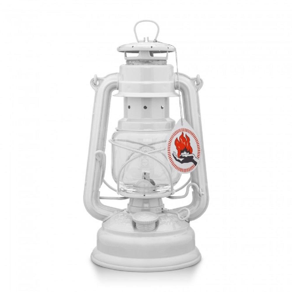 Feuerhand Baby Special 276 古典煤油燈 火手燈 (純白)