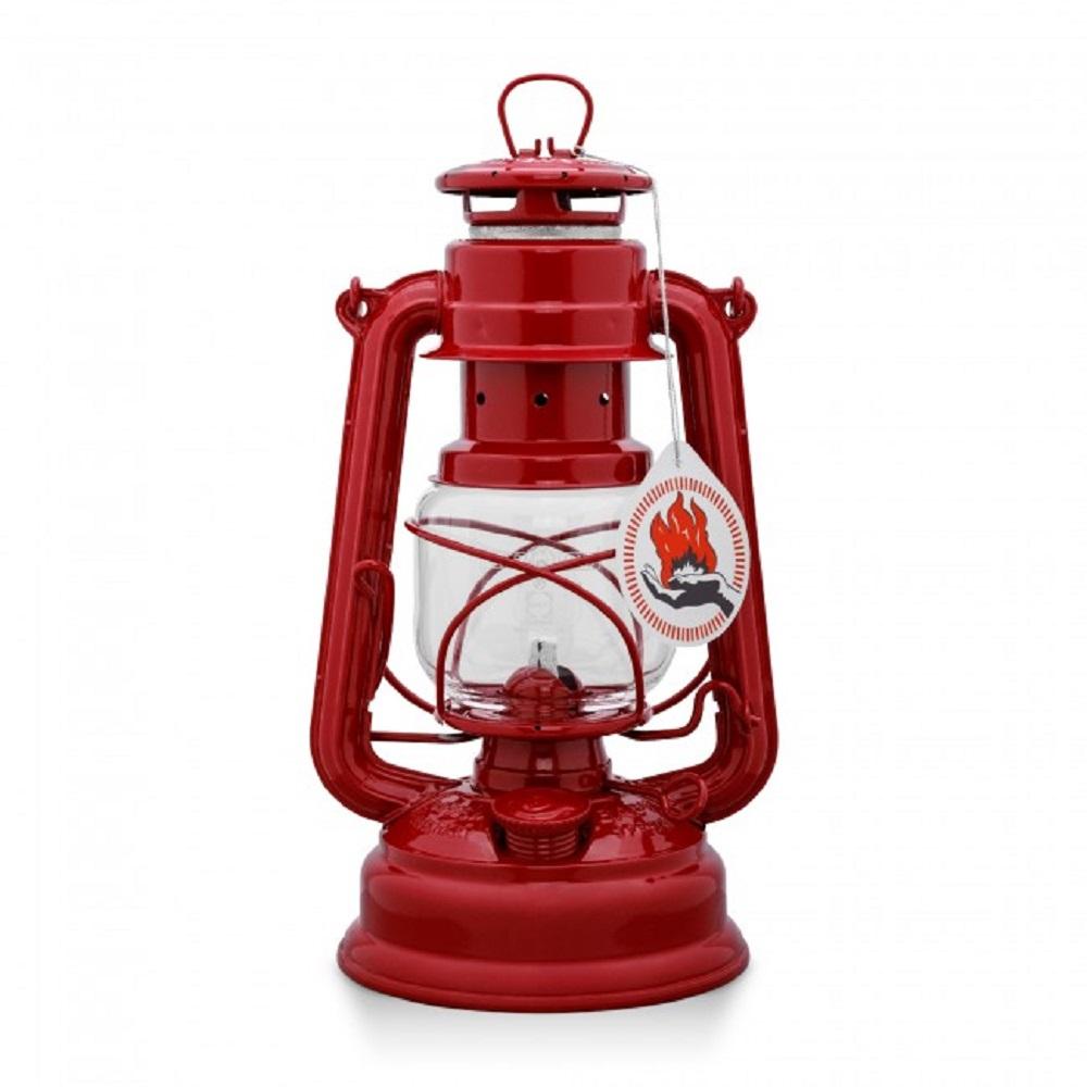 Feuerhand|Baby Special 276 古典煤油燈 火手燈 (寶石紅)