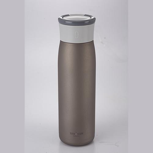 LUCUKU|鈦鑽真空瓶 420ml