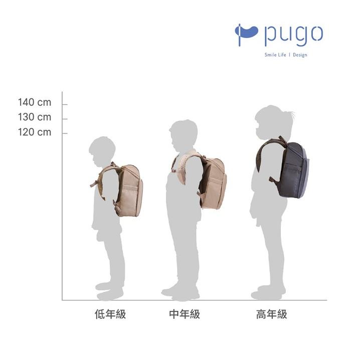 PUGO|聰明書包環保新升級2.0