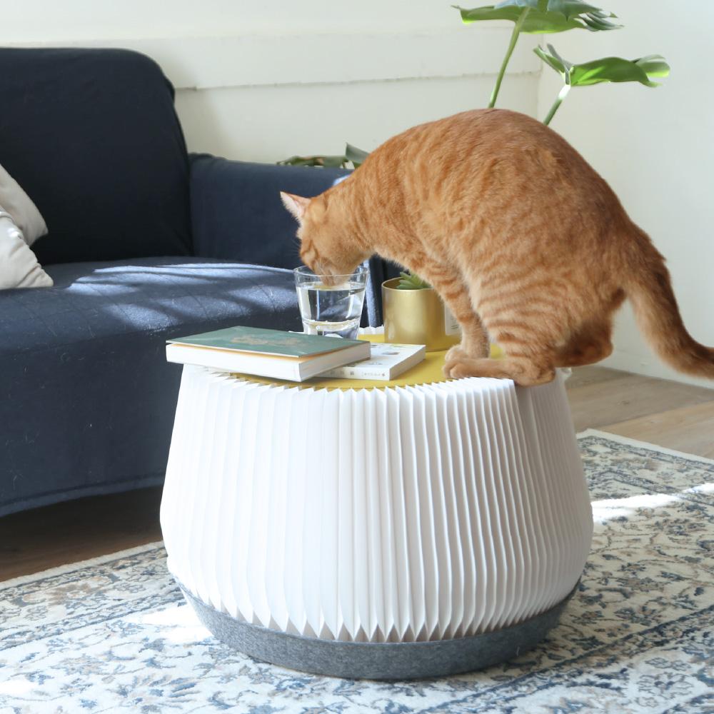 小宅生活 Housmall Living|Pouf小宅貓抓凳