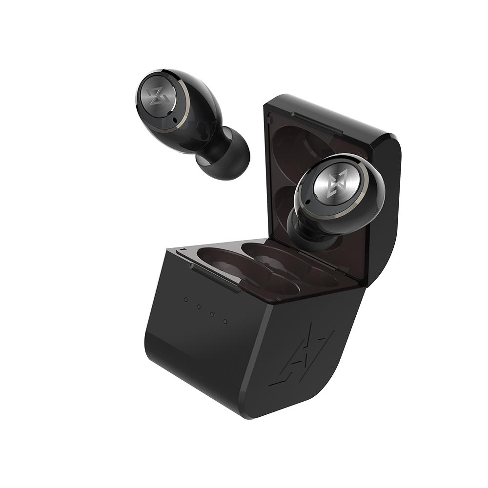AVIOT TE-D01g 真無線藍牙耳機-黑