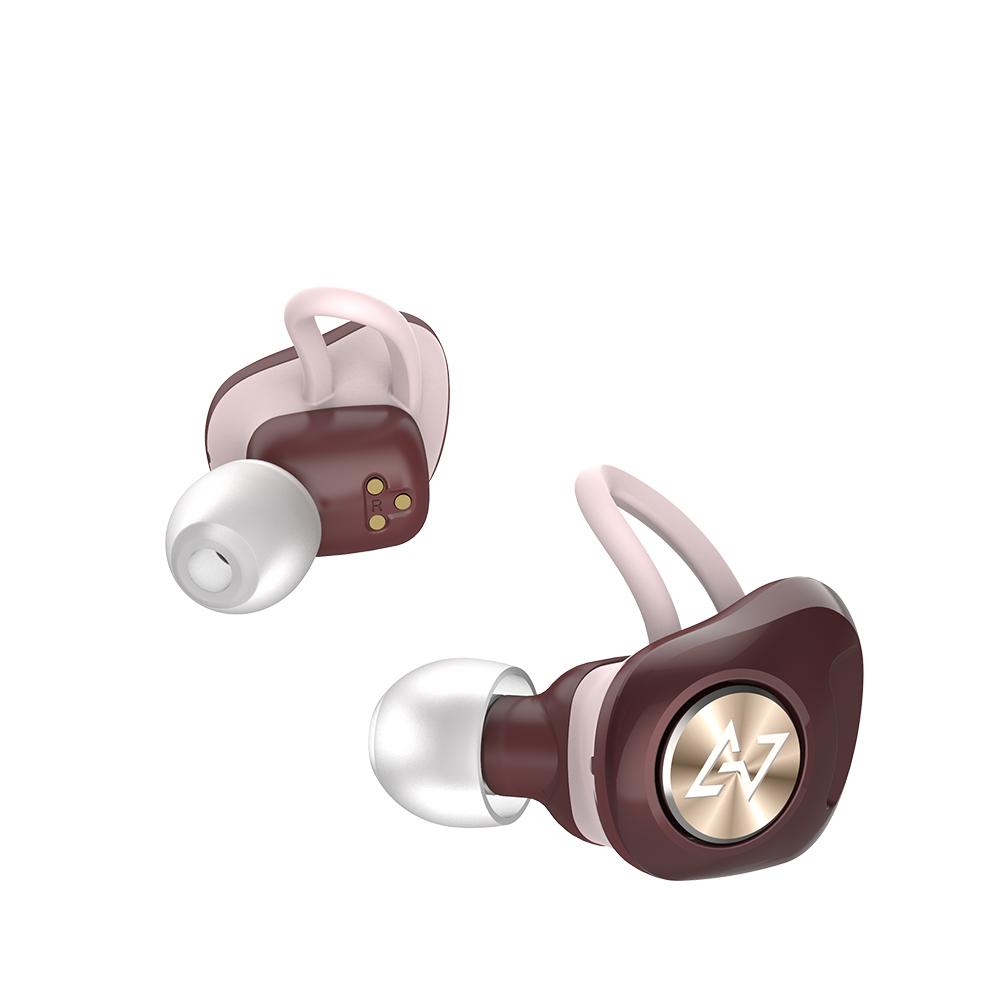 AVIOT TE-D01d 真無線藍牙耳機-紅