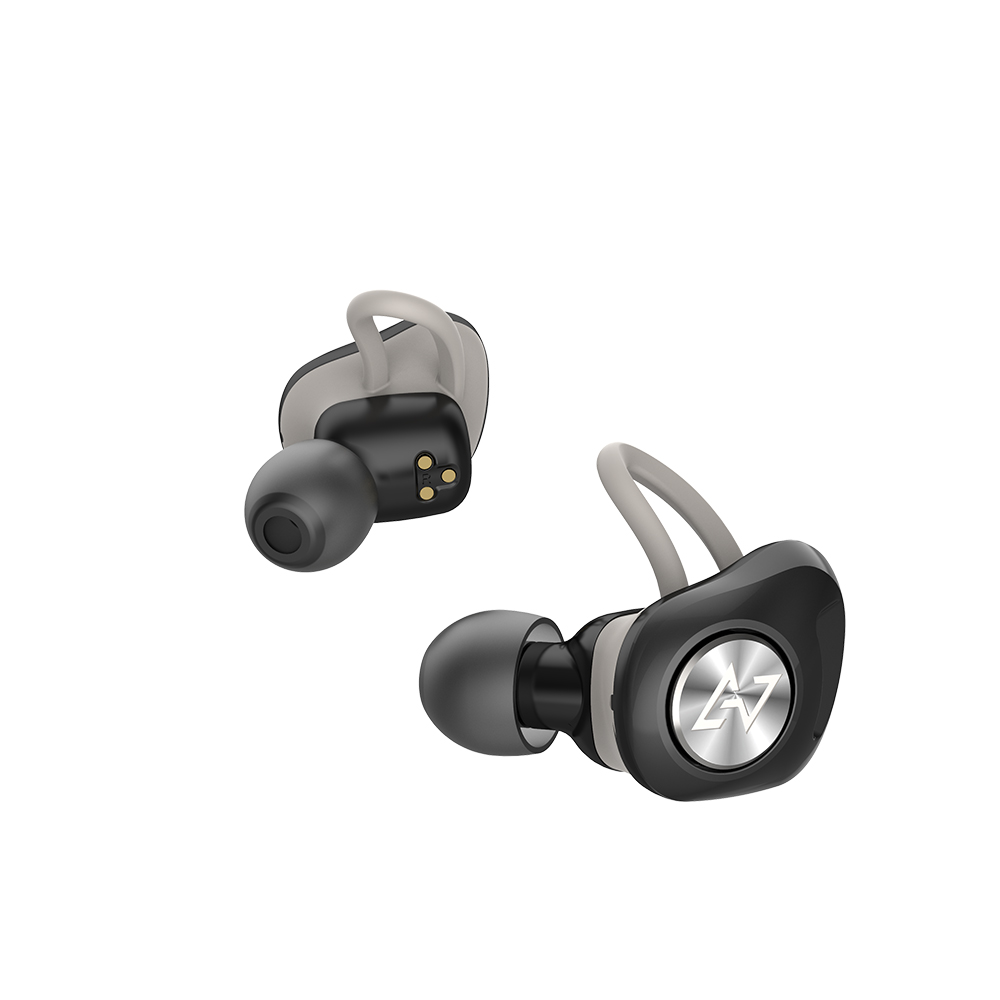AVIOT TE-D01d 真無線藍牙耳機-黑