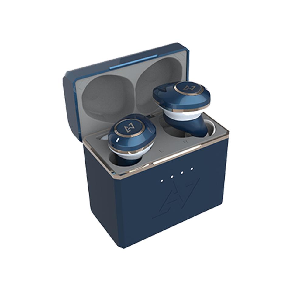 AVIOT TE-D01d mk2 真無線藍牙耳機-藍
