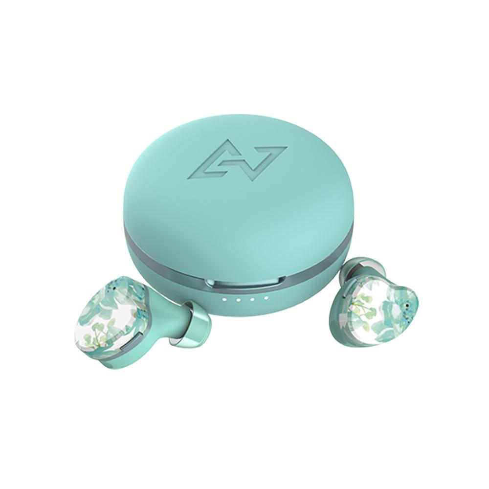 AVIOT TE-D01i 真無線藍牙耳機-綠