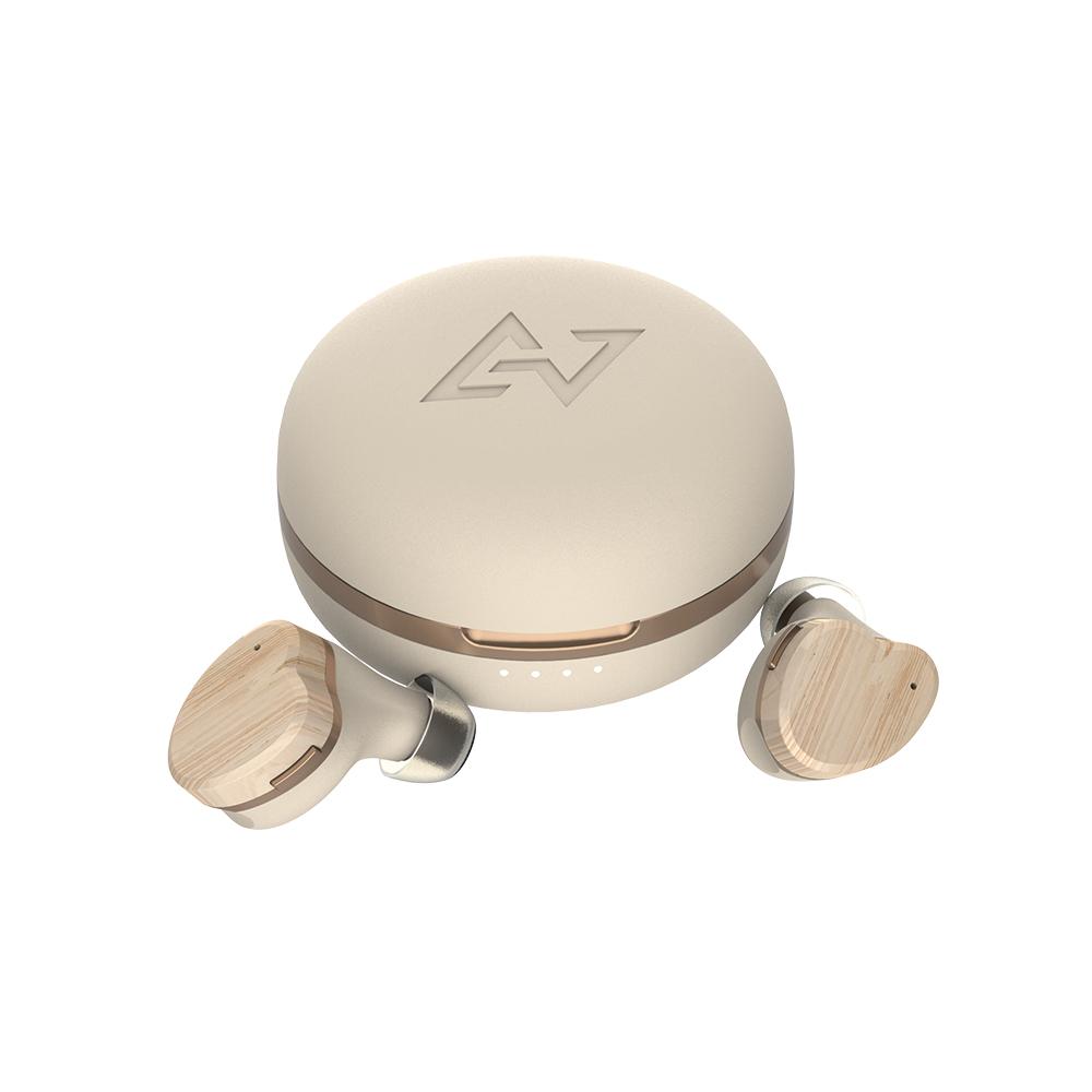 AVIOT TE-D01i 真無線藍牙耳機-拿鐵