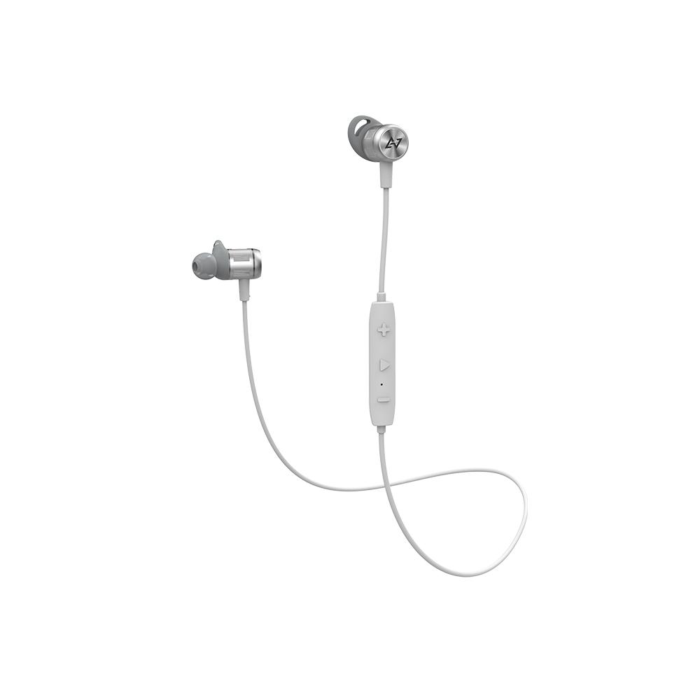 AVIOT|WE-BD21d 真無線藍牙耳機-銀