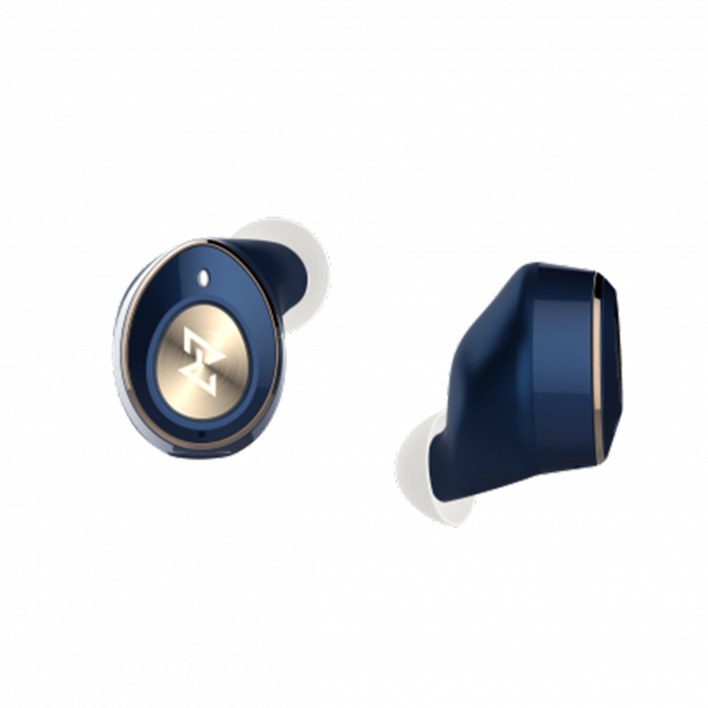 AVIOT TE-D01m 真無線藍牙耳機-藍