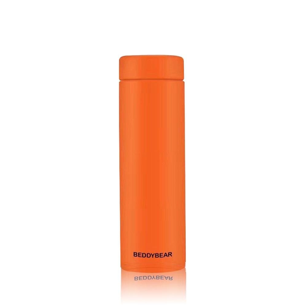 BEDDY BEAR|Mini恆輕保溫瓶300ML(閃酷橘)