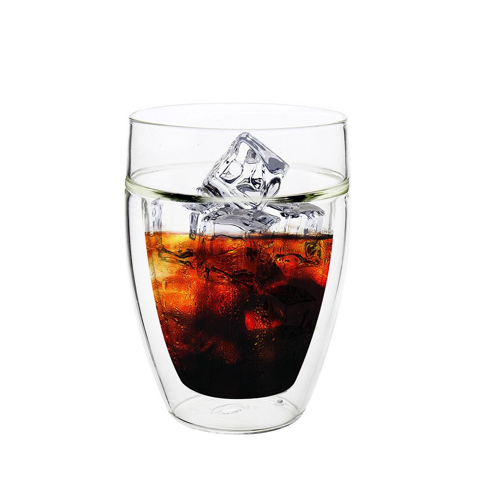 FUSHIMA 富島|公爵系列雙層耐熱玻璃杯300ML