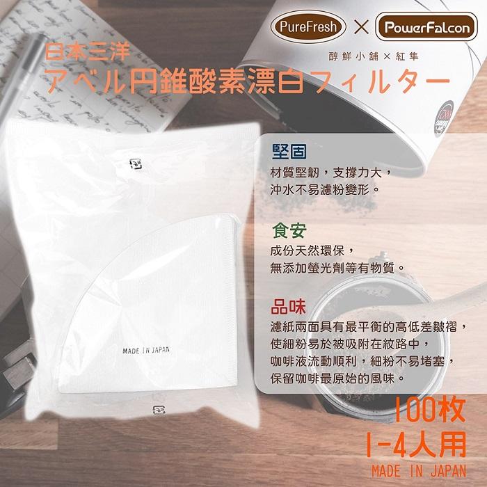 (複製)PowerFalcon|CaféFalcon 精品手沖咖啡濾杯組