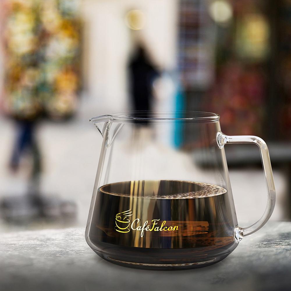PowerFalcon|CaféFalcon 精品手沖咖啡壺