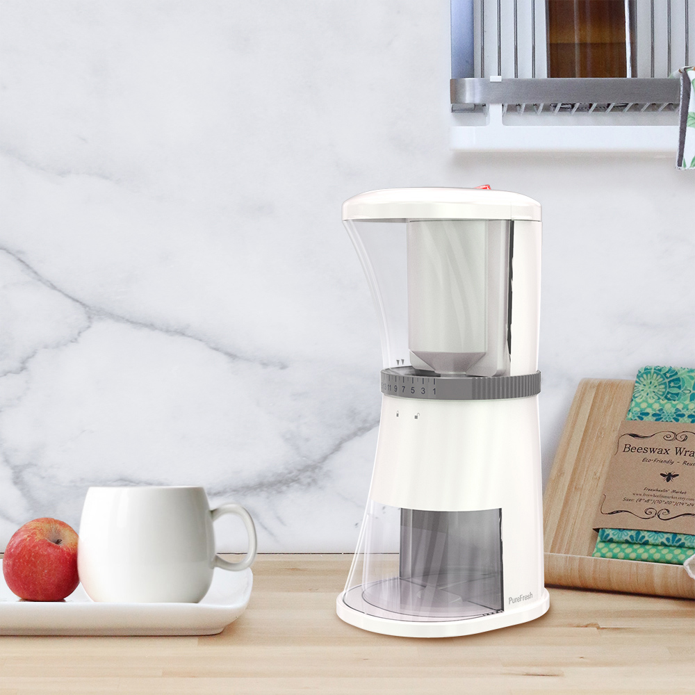 PowerFalcon PureFresh電動咖啡磨豆機(第三代)