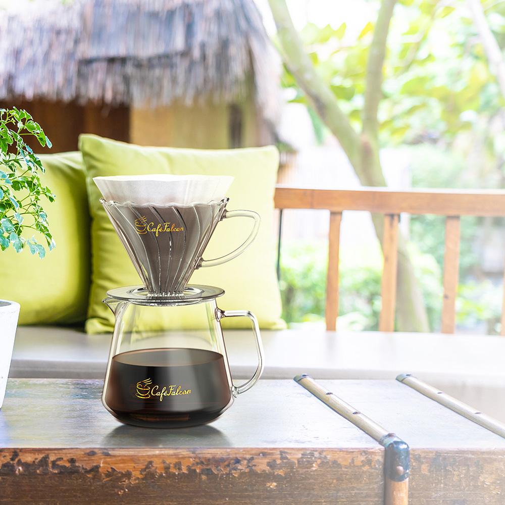 PowerFalcon|CaféFalcon 精品手沖咖啡濾杯組