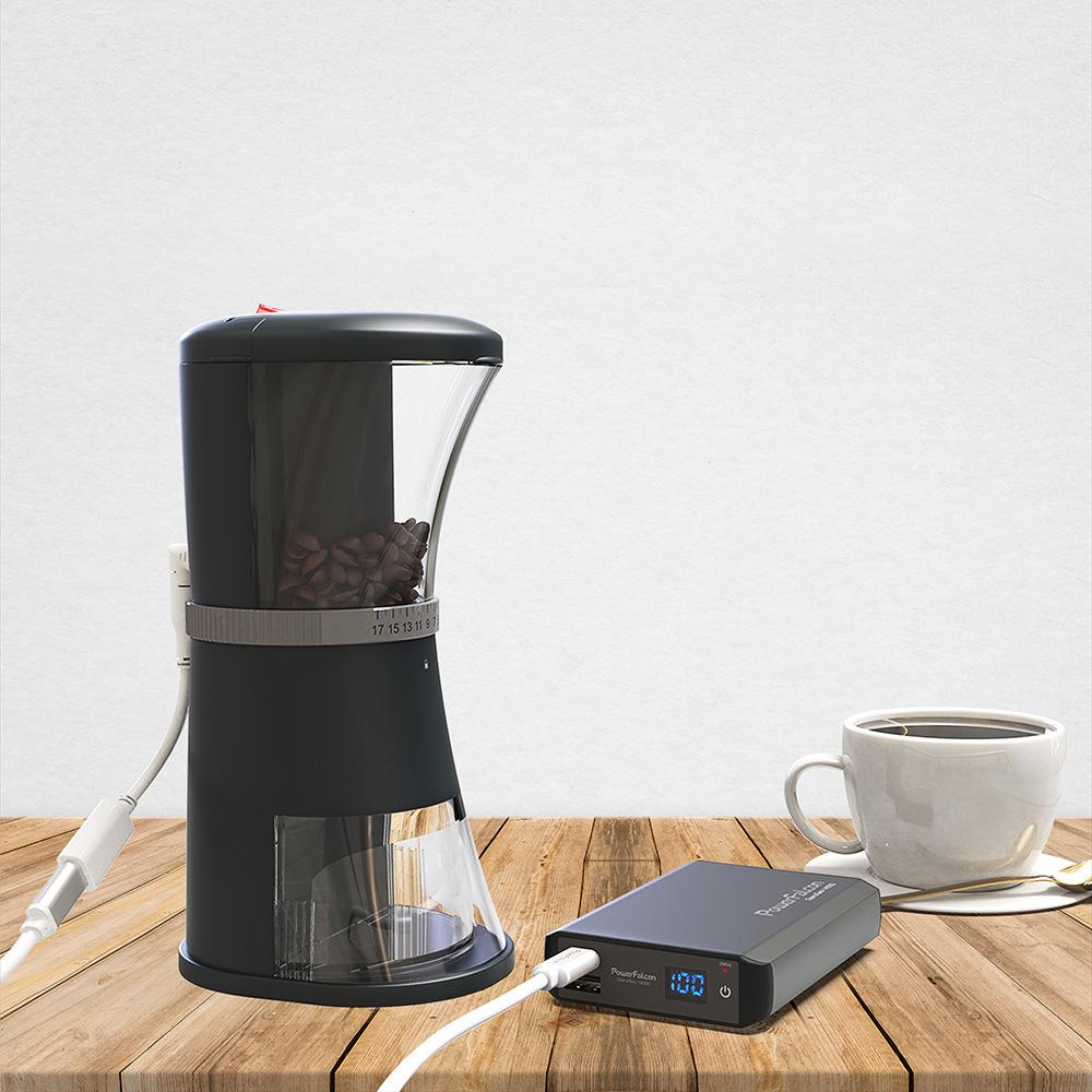 PowerFalcon|便攜性咖啡磨豆機(第二代)
