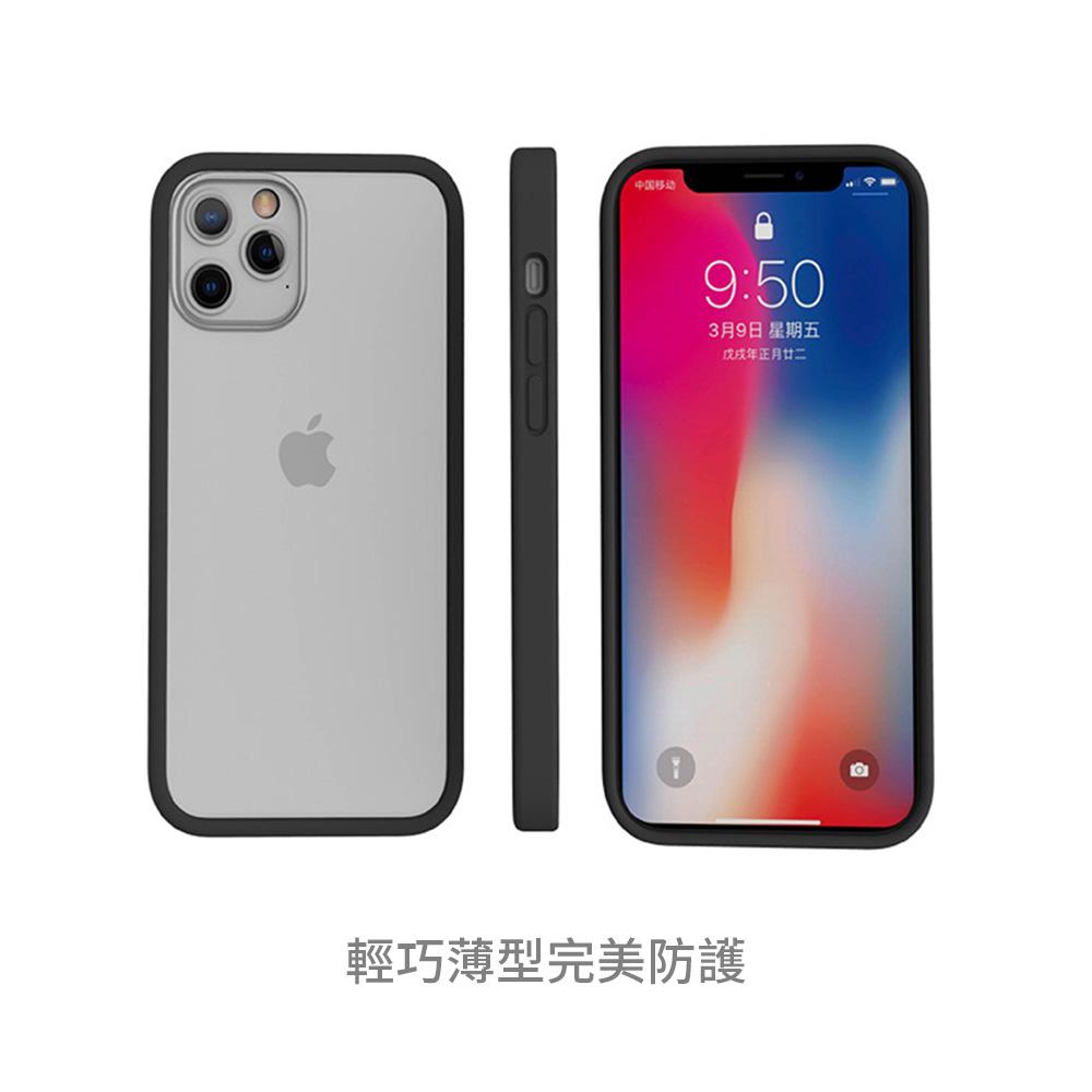 DELTAPRO|鋼彈聯名系列 iPhone 12 手機殼 鋼彈頭像白底