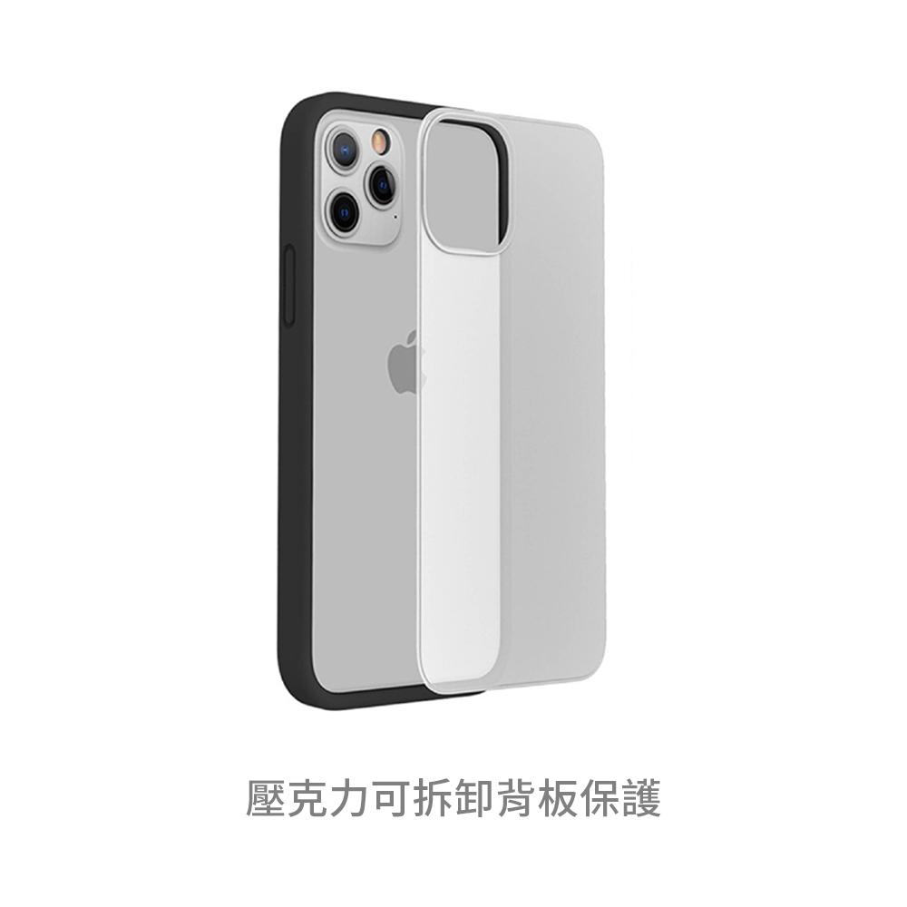 DELTAPRO|鋼彈聯名系列 iPhone 12 手機殼 吉翁軍標誌 籃底