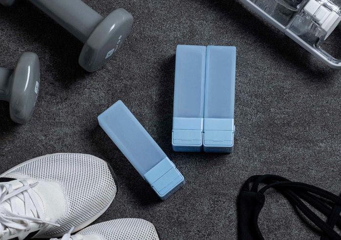 (複製)Suzzi|積木旅行分裝瓶 - 三件旅行組(藍M)