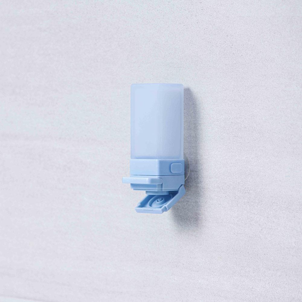 Suzzi|積木旅行分裝瓶 尼斯藍M 70ml - 三件旅行組