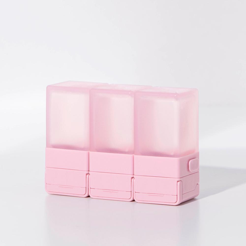 Suzzi|積木旅行分裝瓶 京都粉S 50ml - 三件旅行組