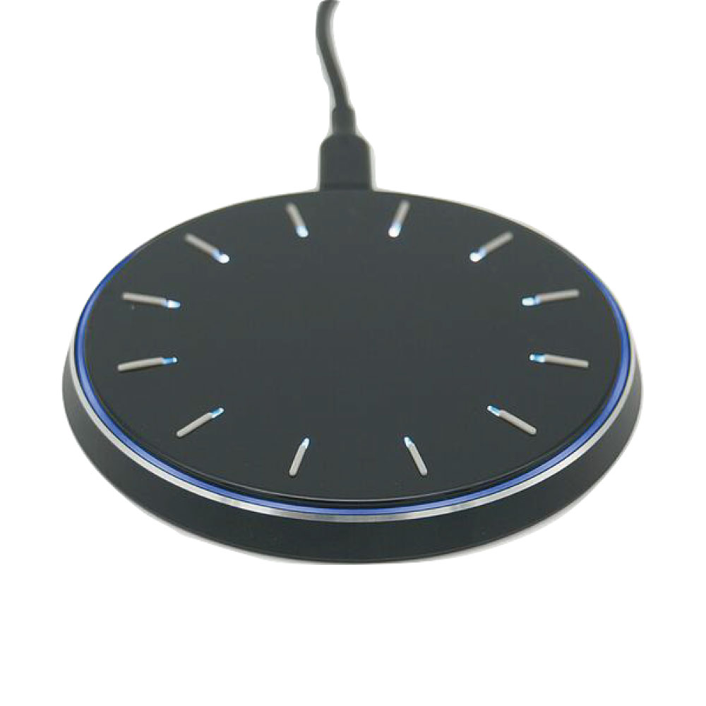 qico|無線配對傳檔備份充電盤(尊爵黑)