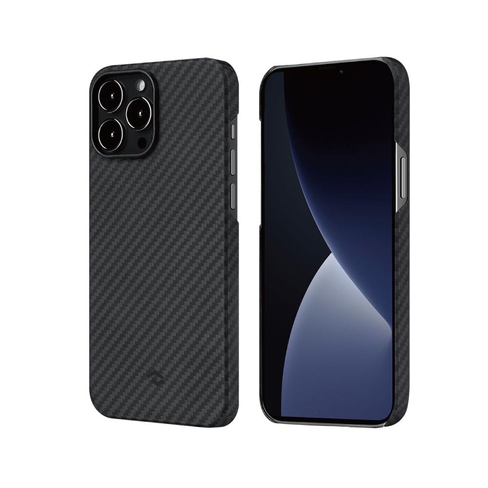 PITAKA MagEZ Case for iPhone13 mini 航太纖維磁吸手機殼