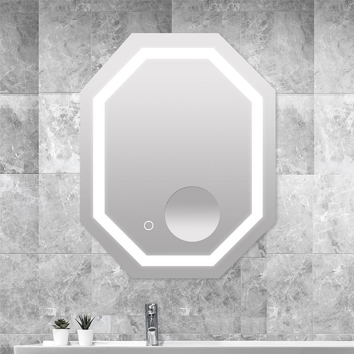 (複製)Masalia iMagic LED調色橢圓形掛鏡燈-全框燈含三倍放大鏡(拆封新品)