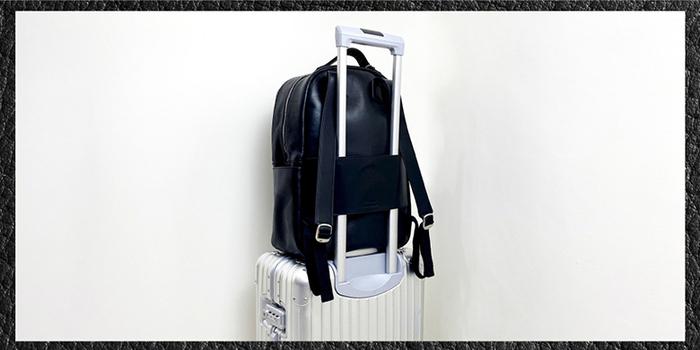 (複製)Del Sur DS 阿根廷頭層牛皮純手工植鞣天然皮革-Huapi小斜肩包-經典黑
