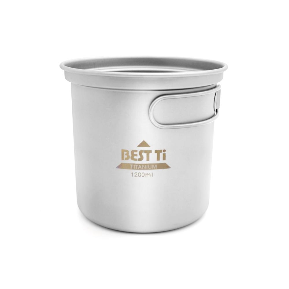 BEST Ti|純鈦三鍋組 (可堆疊收納)