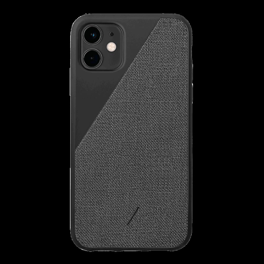 NATIVE UNION|iPhone 11 CLIC 織布手機殼 正黑