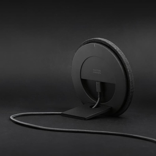NATIVE UNION|Dock無線充電座 - 暗岩灰