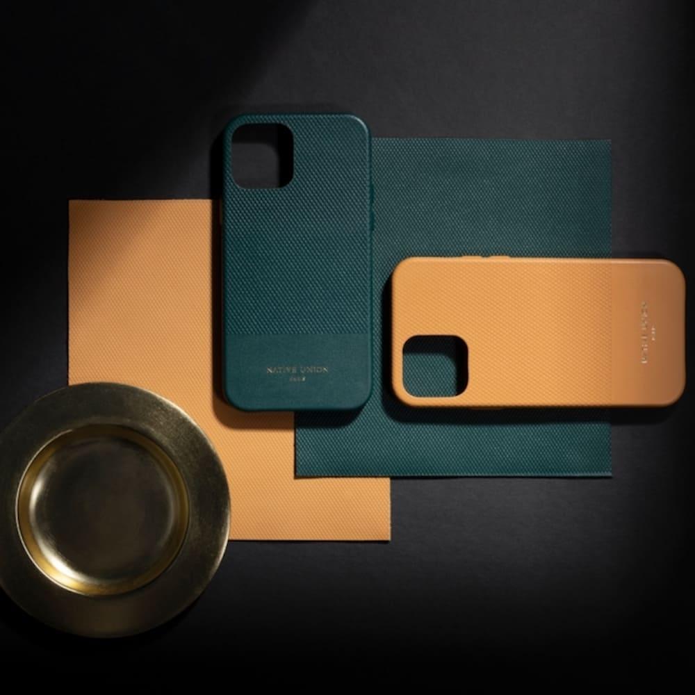 NATIVE UNION|巴黎系列 iPhone 12 手機殼 - 石泥黃