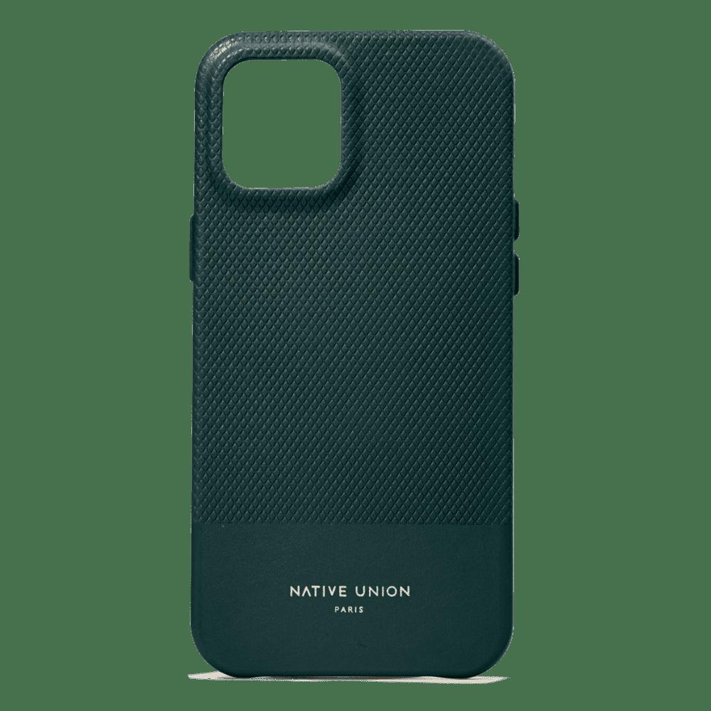 NATIVE UNION|巴黎系列 iPhone 12 手機殼 - 冷杉綠