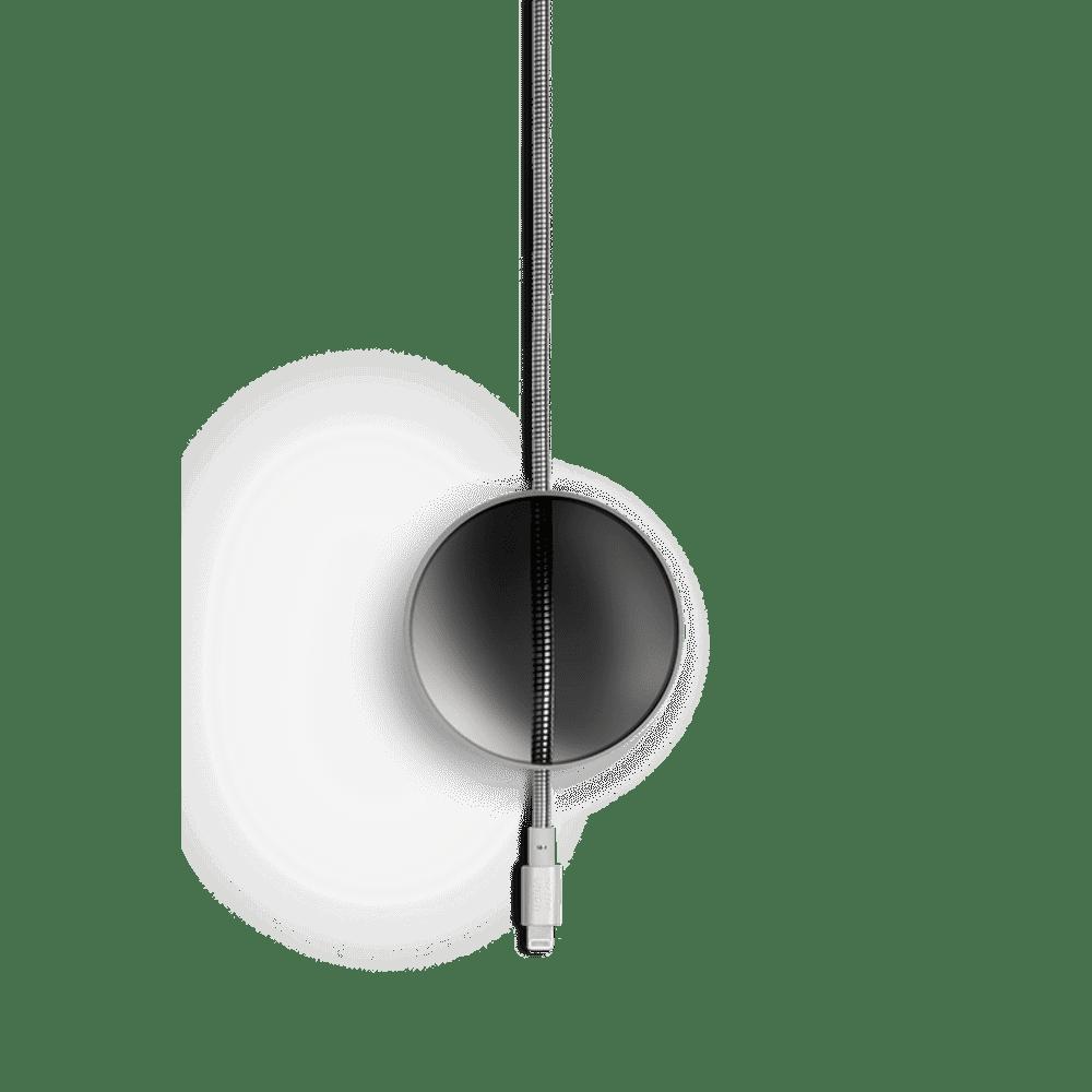 NATIVE UNION|NATIVE UNION x Tom Dixon聯名穹形不鏽鋼充電線