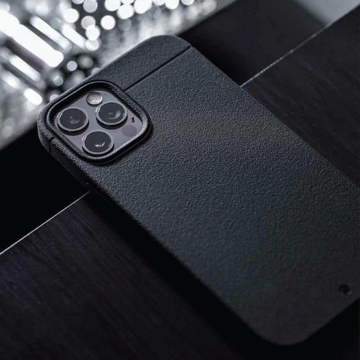 (複製)CAUDABE iPhone 12 Sheath 極簡減震手機殼 - 深海藍