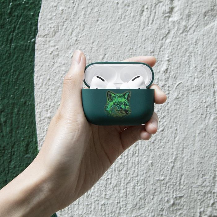 (複製)NATIVE UNION|Maison Kitsuné 聯名iPhone 12 / 12 Pro 手機殼 - 仲夏綠